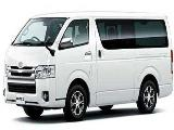 Toyota HiAce KDH206  Van For Rent.