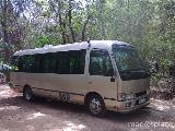 Toyota Coaster 2007 Bus For Rent.