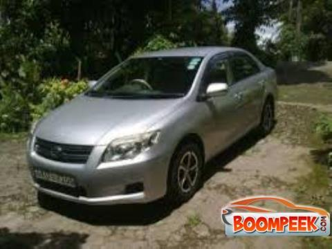 Toyota Axio NZE141 Car For Rent