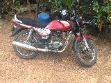 Bajaj CT100 Xxx Motorcycle For Rent.