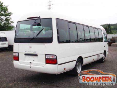 Toyota Coaster 2017 Bus For Rent