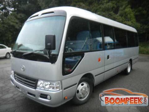 Toyota Coaster NF-**** Bus For Rent
