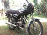 Bajaj Boxer 100 CC Motorcycle For Rent.