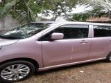 Suzuki Wagon R Fz Car For Rent.
