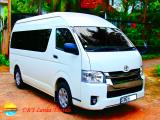 Toyota RegiusAce KDH 223 Van For Rent