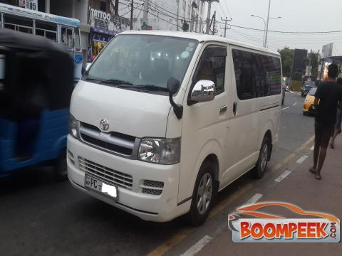 f700395242 Toyota Toyota KDH Van For Rent In Sri Lanka - Ad ID   CR00002255 ...