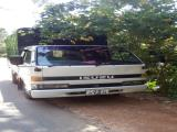 Isuzu Elf nkr Lorry (Truck) For Rent.