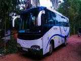 Youyi   Bus For Rent.