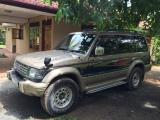 Mitsubishi Pajero  SUV (Jeep) For Rent.