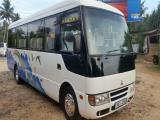 Mitsubishi Rosa Bola  Bus For Rent.