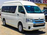 Toyota HiAce KDH222 Van For Rent.