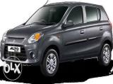 Suzuki Alto LXI800 Car For Rent.