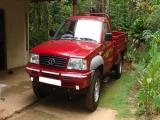 TATA TATA 207 Ex TATA 207 Ex Cab (PickUp truck) For Rent.