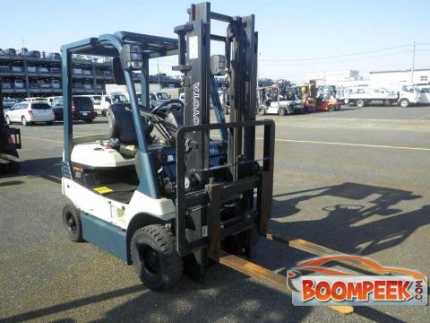 TOYOTA / NICHIYU Electric Fork Lift   ForkLift For Rent