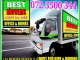 Isuzu Canter Lorry (Truck) For Rent