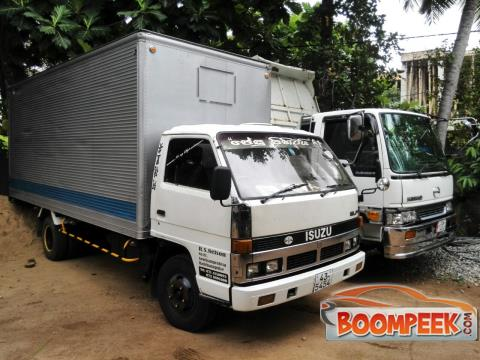 Toyota Dyna LY102 Lorry (Truck) For Rent