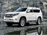 Toyota Land Cruiser Prado 150 SUV (Jeep) For Rent.