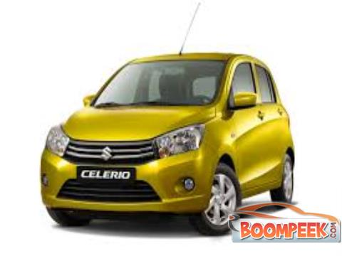 Suzuki celerio   Car For Rent