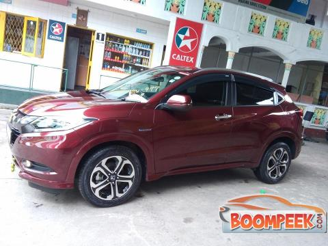 Honda Vezel Z  SUV (Jeep) For Rent