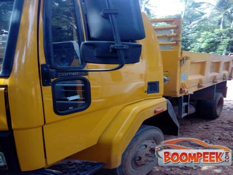 Ashok Leyland Ecomit 1012 2017 Tipper Truck For Rent
