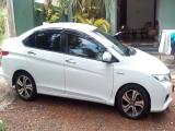 Honda Grace Gm5 Car For Rent.