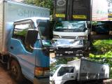 Isuzu Elf  Lorry (Truck) For Rent.