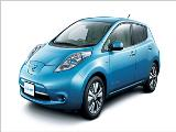 Nissan Leaf  Car For Rent.