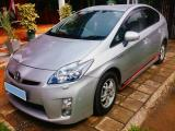 Toyota Prius 3rd gen Car For Rent