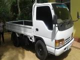 Isuzu Lorry (Truck) For Rent in Kegalle District