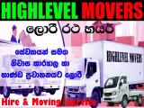 Lorry For Hire With Movers Lorry (Truck) For Rent.