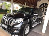 Toyota Land Cruiser prado SUV (Jeep) For Rent.