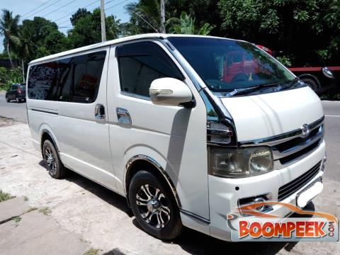 Toyota Toyota KDH Van For Rent In Sri Lanka - Ad ID