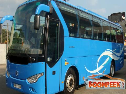 GOLDEN DRAGON KING LONG 45 SEATER LUXURY BUS Bus For Rent