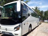 GOLDEN DRAGON KING LONG 45 SEATER LUXURY BUS Bus For Rent.