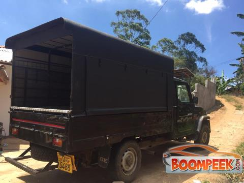 Mahindra Bolero Maxi Truck  Cab (PickUp truck) For Rent
