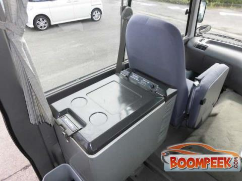 Toyota Coaster NG-5xxx Bus For Rent