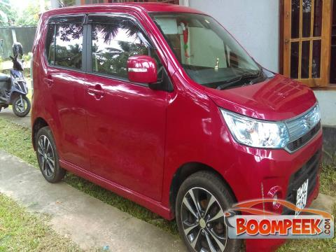 Suzuki Wagon R CAZ-XXXX Car For Rent