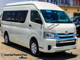 Toyota HiAce KDH222 Van For Rent