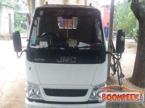 JAC 14.5 Feet  Lorry (Truck) For Rent