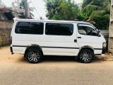 Toyota HiAce LH103 Van For Rent.