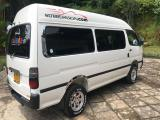 Toyota HiAce LH123 Van For Rent.