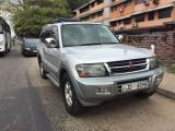 Mitsubishi Montero GDI SUV (Jeep) For Rent.