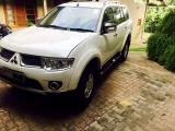 Mitsubishi Montero Montero Sport SUV (Jeep) For Rent.