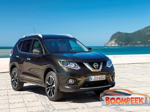 Nissan X-Trail [petrol SUV (Jeep) For Rent