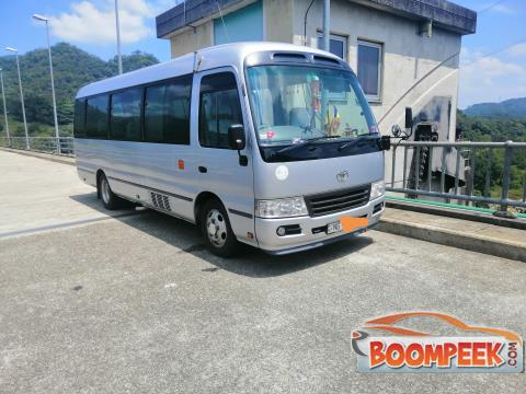 Toyota Coaster 2018 Bus For Rent