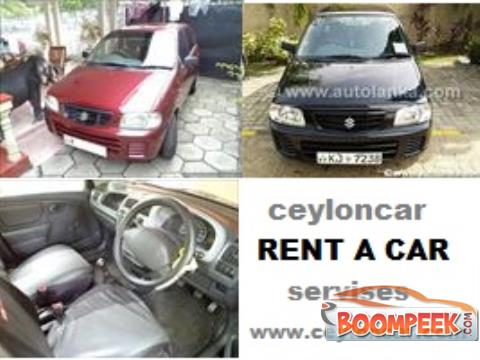 Suzuki Alto 800 Car For Rent