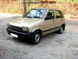 Maruti 800 KA-9095 Car For Rent.