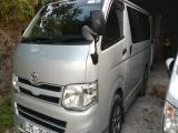 Toyota KDH 200 Van For Rent