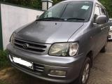 Toyota TownAce Van For Rent