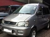 Toyota HiAce  Van For Rent.